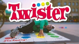 TWISTER auf der STREET !..😱| STREET COMEDY | Denizon