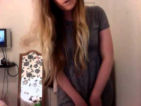Debut Outfit for Lookbook.nu - Speckled Grunge Tea Dress