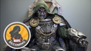 Cosplayer Hex Mortis becomes Doctor Doom – Marvel Becoming