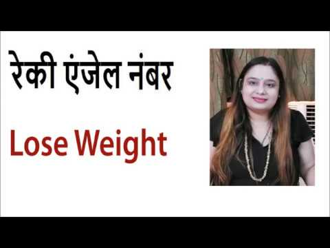 Weight Lose Angel Number Magic