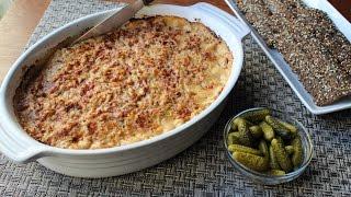 Baked Reuben Dip - How to Make Hot Reuben Dip - Football Food