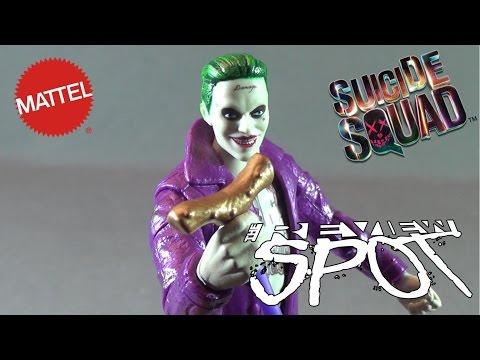 Toy Spot - Mattel DC Comics Multiverse Suicide Squad The Joker