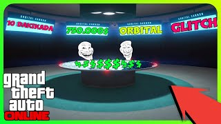GTA Online - YENİ 10 Dakikada 750.000$ Orbital Glitch (PS4/XB1)