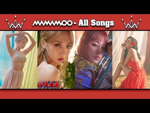 Mamamoo (마마무) All Songs & Album Compilation Mp3