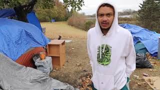 Eastside Stories: Homeless Encampments