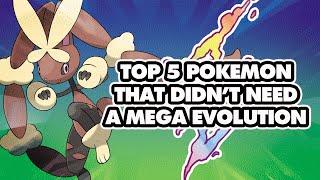 Top 5 Pokémon That Didn