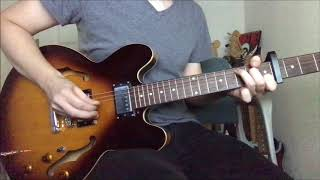 Wolf Alice - Turn To Dust - GUITAR COVER