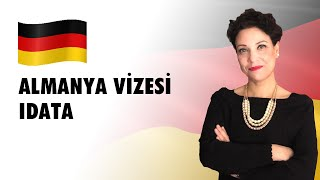 Almanya vizesi İdata