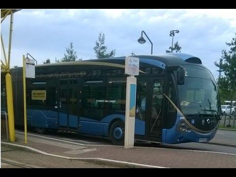 [DK'Bus] Crealis Neo sur la ligne 2A entre Adinkerque et Av du Large