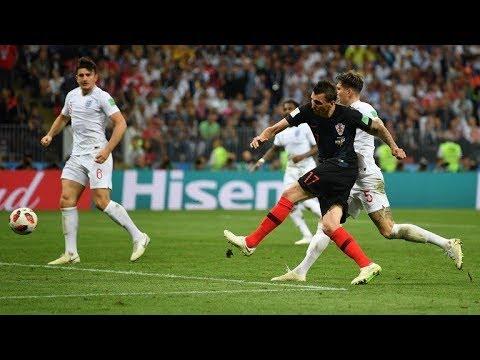 Kết quả Anh vs Croatia: ngược dòng ngoạn mục, Croatia vào chung kết world cup 2018