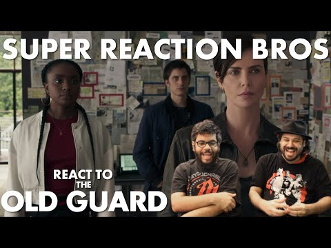 SRB Reacts to The Old Guard | Official Trailer