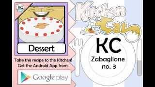 Zabaglione No. 3 - Kitchen Cat
