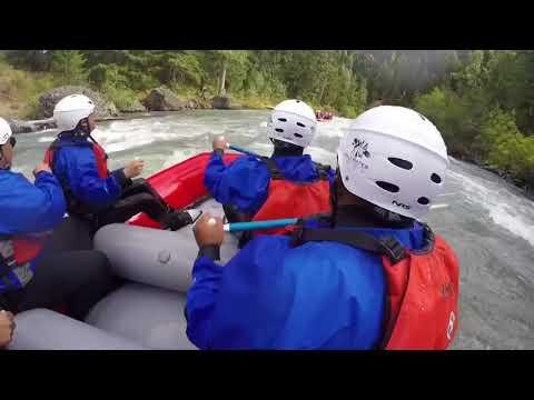 Guys trip to Seattle area - Wildwater River Guides - Tieton River, Washington