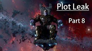 Avengers Infinity War - full PLOT LEAKED