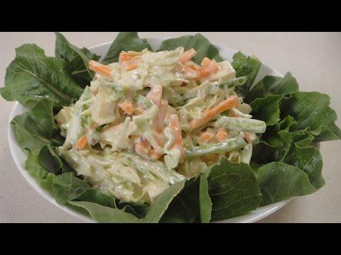 Bavarian Salad   Sanjeev Kapoor Khazana