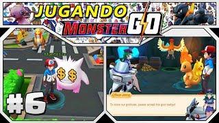 ♦️ MonsterGO ♦️ #6 ▪️ Act 3 Completo , Primer Intento de x10 Adv.balls y Mas Clicks...  ▪️