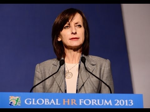 Global HR Forum 2013   B-1 : How to Recruit & Train the Best Employees in the Job Market