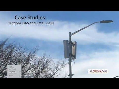 Editorial Webinar: Outdoor DAS and small cells - case studies