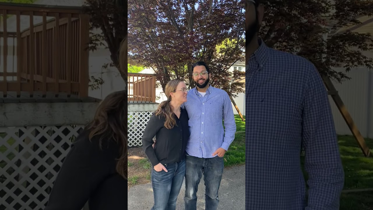 CLIENT REVIEW - Amanda & Rajeev (1st time home buyers)