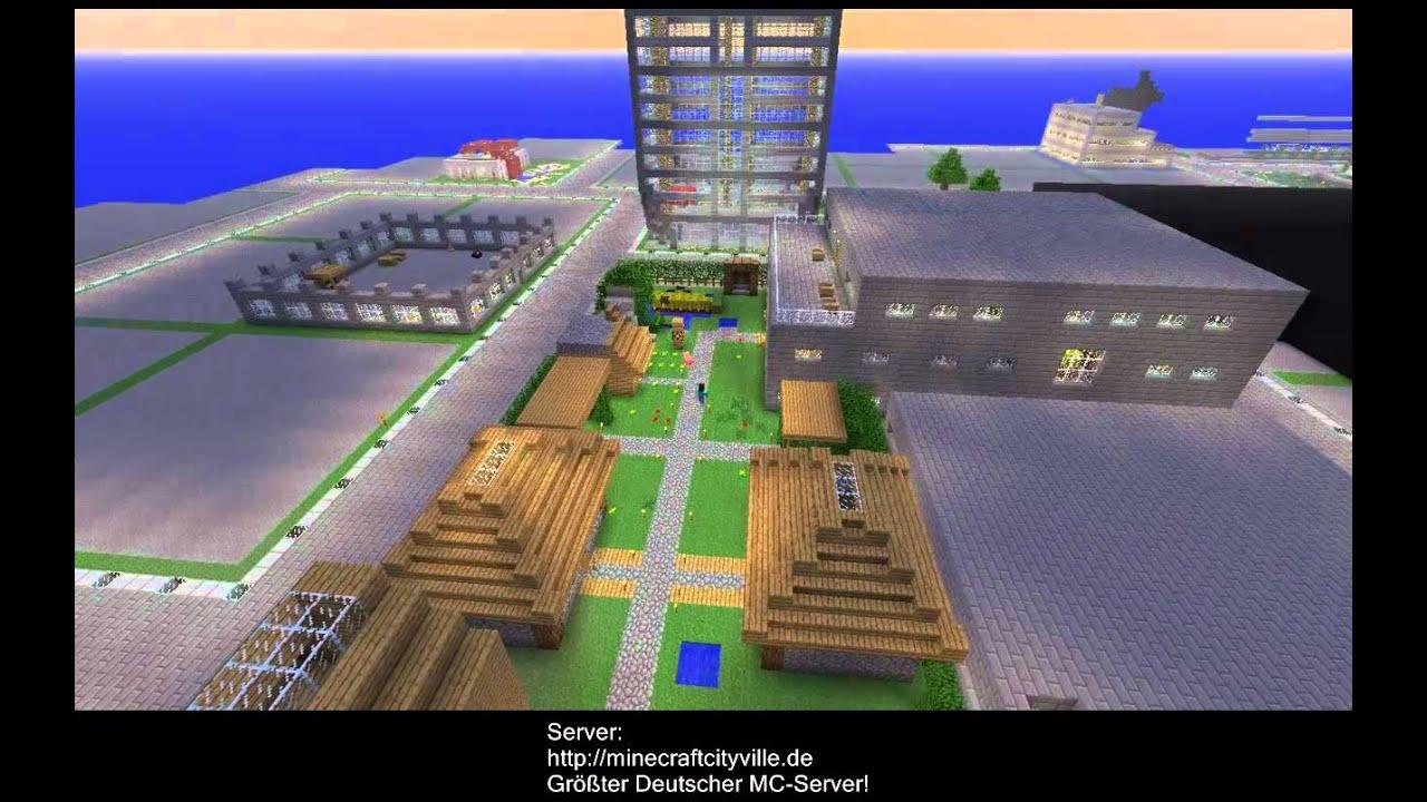 Minecraft-server Cityville - Bestes Hotel