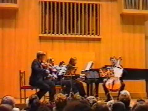 Иоганнес Брамс - Фортепианное трио № 3 до минор