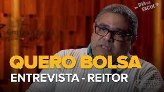 Um dia na Cruzeiro do Sul - Entrevista Reitoria