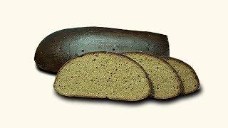 Хлеб валгаский молочный (с применением обрата)