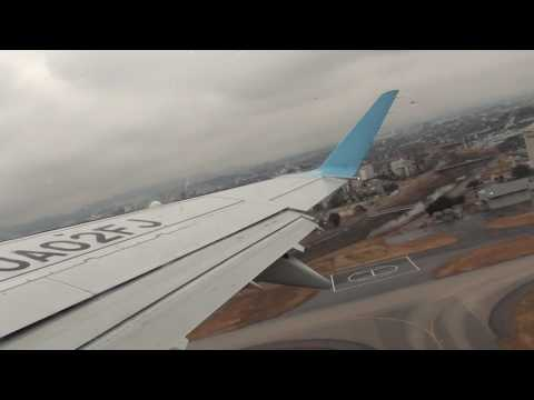 FDA Embraer ERJ-170STD JA02FJ 名古屋小牧空港離陸~いわて花巻空港着陸ノーカット
