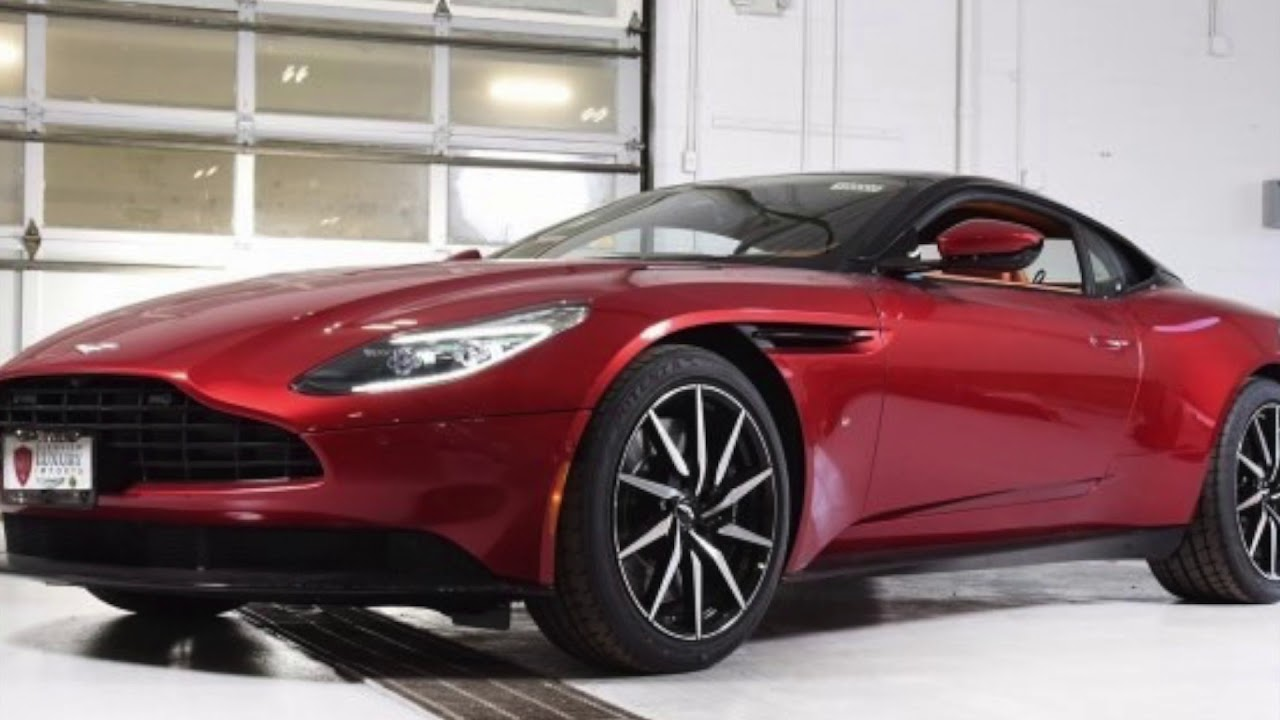 Come Visit Aston Martin Glenview Today Youtube