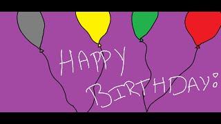 Animation: Happy Birthday Nana!