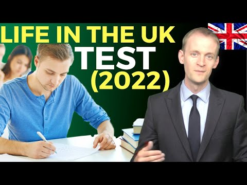 Pass the life in the UK test (2018) ✅️ FIRST TIME! 🥇(episode 4)