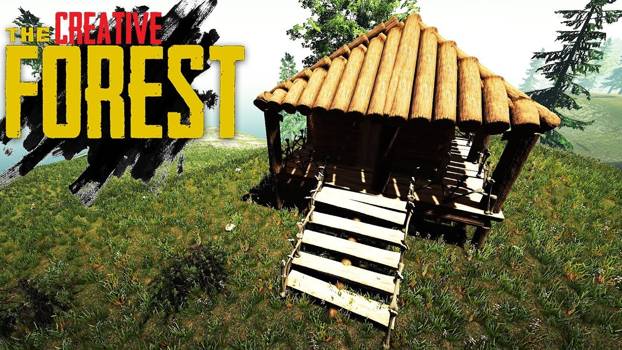Holz Apex Haus The Forest Creative F Hd German Part 11