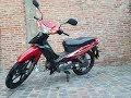 La historia de mi moto | Yamaha New Crypton al corte