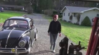 1931 Model A Hot Rod progress. Wiring and trans cooler.