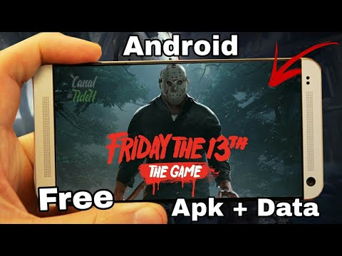 Friday The 13th On Android Download||No PC Required✔️✔️