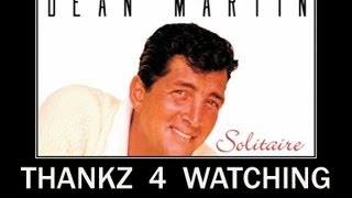 """Dean Martin-Darling, Je Vous Aime Beaucoup"","