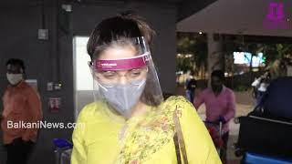 Karishma Tanna And Richa Chadda,NUSRAT BHARUCHA,Tulsi Kumar and Saiee Manjrekar Spotted