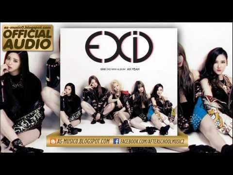 [MP3/DL]02. EXID - Thrilling (아슬해) [AH YEAH Mini Album Vol. 2]