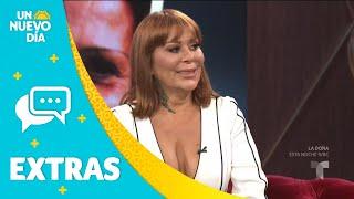 Alejandra Guzmán 'siempre será la niña' de papá   Un Nuevo Día   Telemundo
