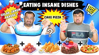 GIVING WEIRD DISHES TO BROTHER | Brother Vs Brother | Weird Food Eating Challenge | Viwa Food World