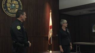 On Tuesday, June 28, Jamie Lee Curtis came by OPD Headquarters duri...
