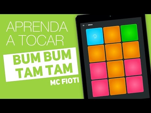 Bum Bum Tam Tam - MC Fioti | Tutorial no Super Pads - Brasa Kit