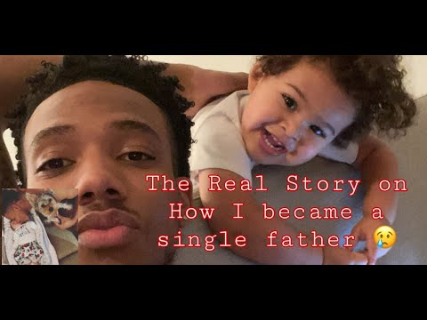 The truth on How I became a single dad