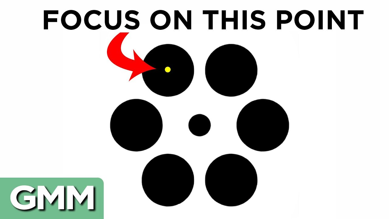 10 Best Optical Illusions Of 2014 Youtube