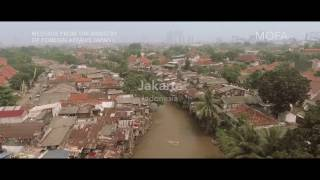 Japan's Support for the Solution of Water Problems: Indonesia full version