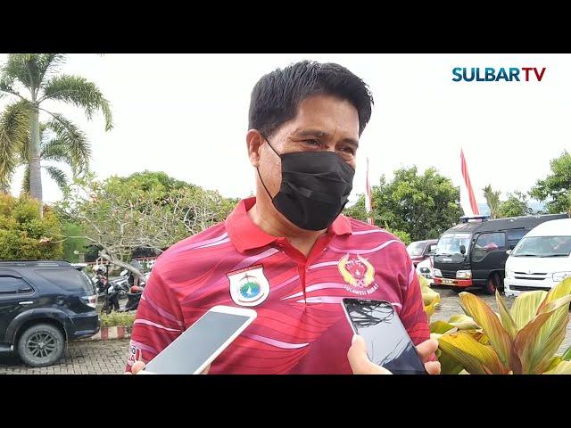 KONI SULBAR BAGIKAN INSENTIF BAGI ATLET PON XX PAPUA