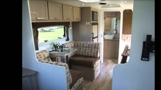 The Bellagio From Living Edge Caravans.