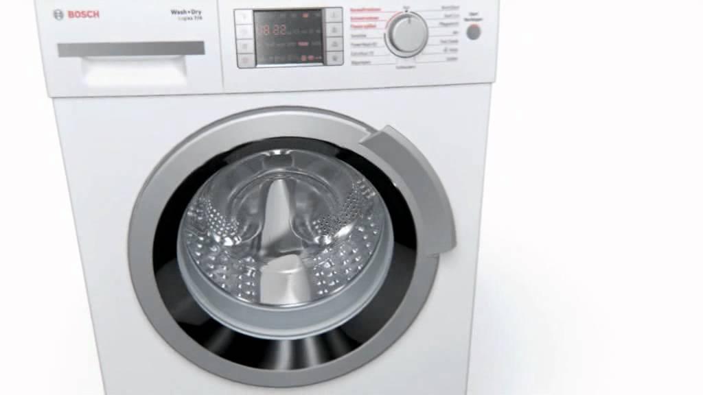 Lavadoras con funci n secado bosch secadoras lavadoras for Funcion de la lavadora