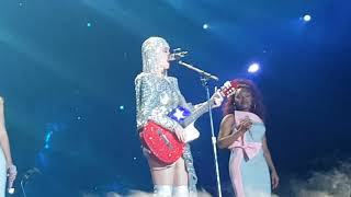 Wide Awake - Katy Perry Witness the tour Chile 2018