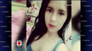 Vecinos afirman que una discusión terminó con el asesinato de una joven